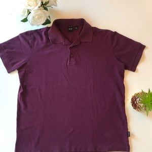 Hugo Boss Shirts - Men's Hugo Boss Medium Short Sleeve Polo